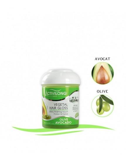 Vegetal Hair Gloss Actirepair-ACTIVILONG